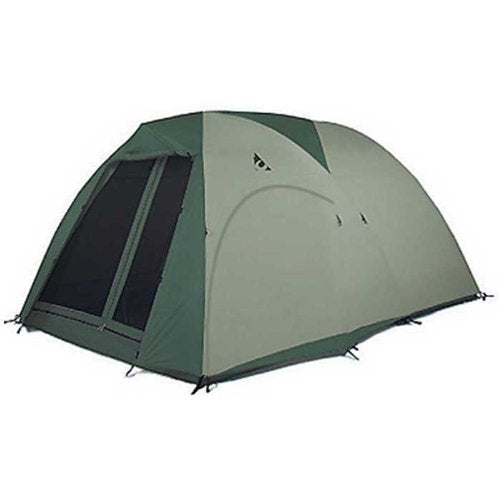 Chinook Twin Peaks 6 Person (Plus) Tent with Fiberglass Poles