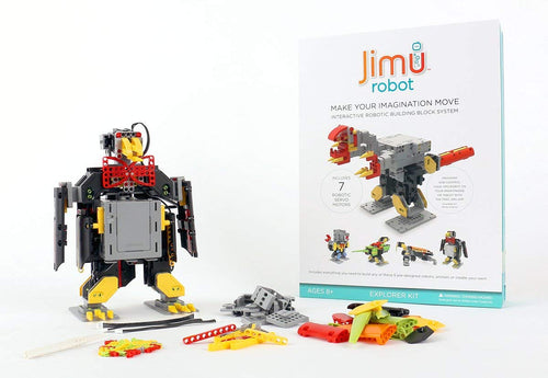 UBTech Interactive Programmable Jimu Robot JR0702 Kit