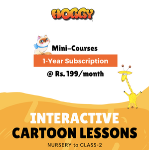 Hoggy Mini-Courses Monthly Subscription