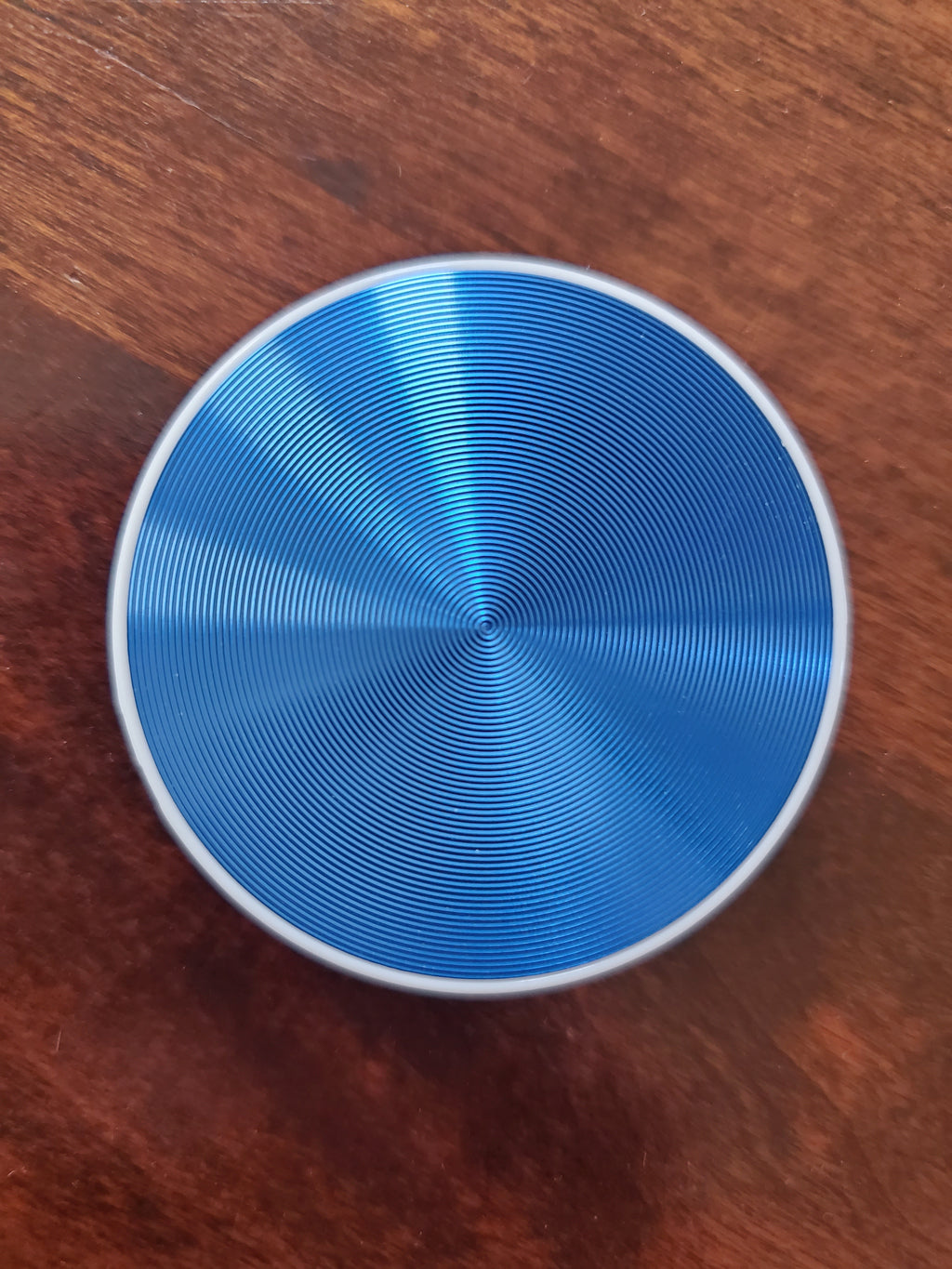 Blue Reflective Phone Socket