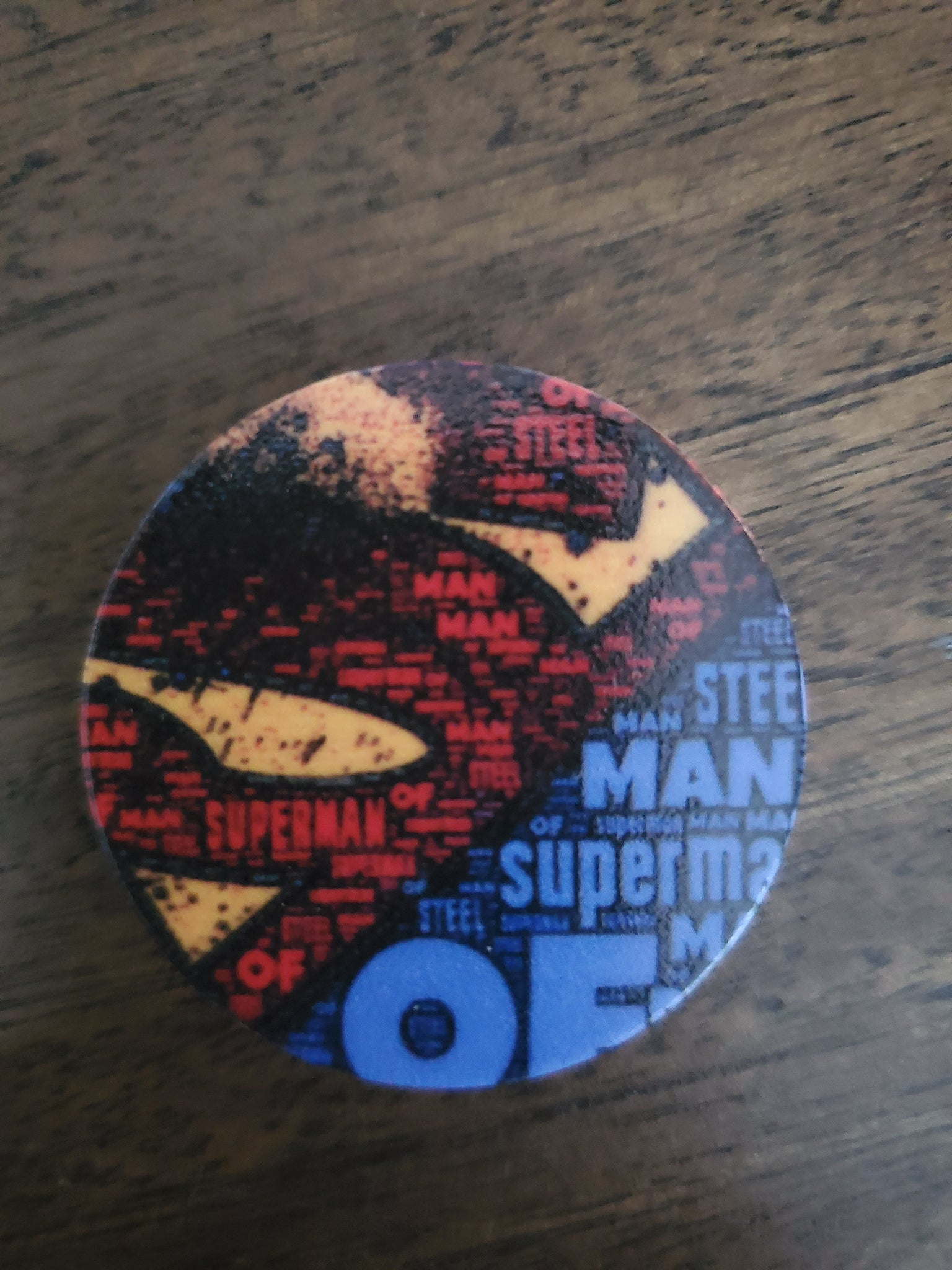 Superman Phone Socket *3 to choose from*
