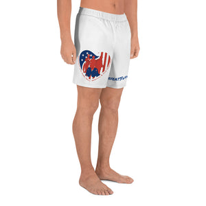 Defeat Suicide Athletic Long Shorts