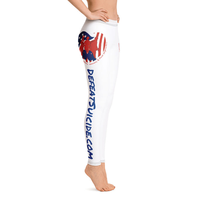 Defeat Suicide Leggings