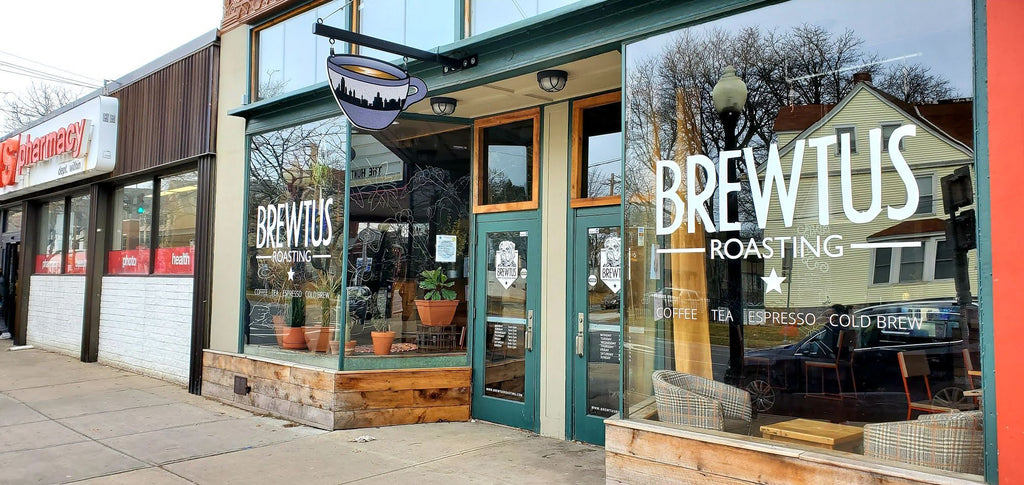 Brewtus Roasting Opening Second Location!
