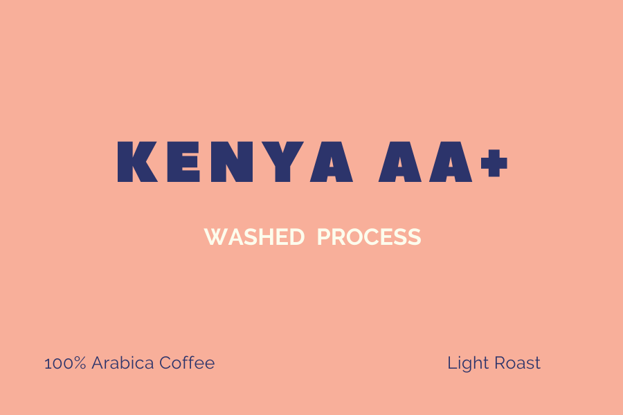 Kenya AA Plus