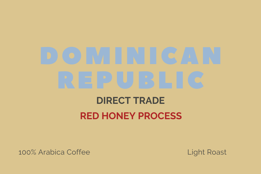 Dominican Red Honey Direct Trade