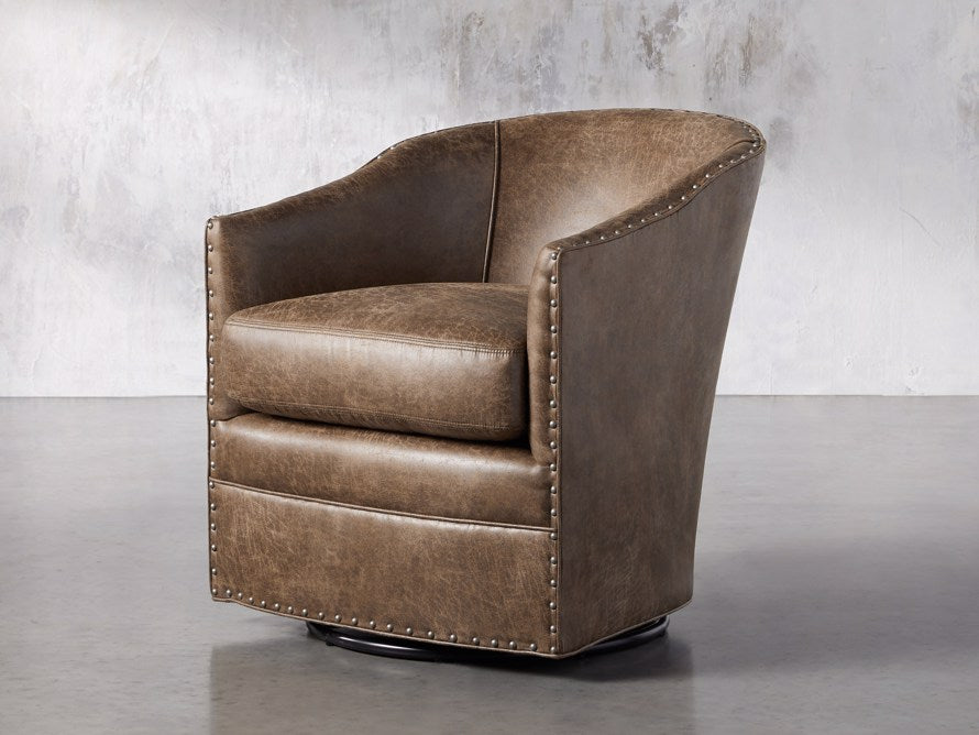 Giles Swivel Chair