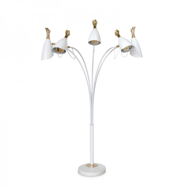 Duke V Floor Lamp