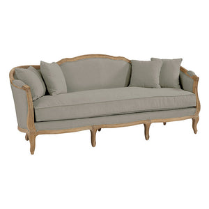 Sofia Upholstered Sofa - Stocked