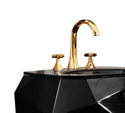 Diamond Freestanding Bathroom Sink