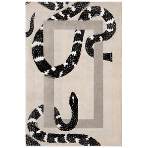 IMPERIAL SNAKE NEUTRAL COLLECTION by Rug Society