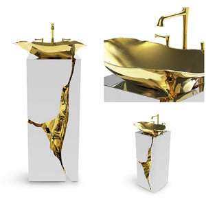 Lapiaz Freestanding Sink