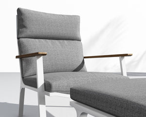 Linnea Lounge Chair & Ottoman