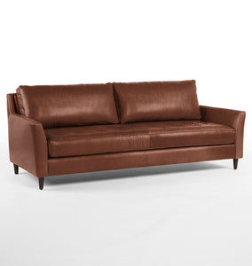 HASTINGS LEATHER SOFA