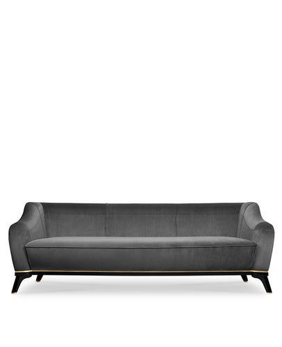 Saboteur Sofa by Luxu Modern Designs