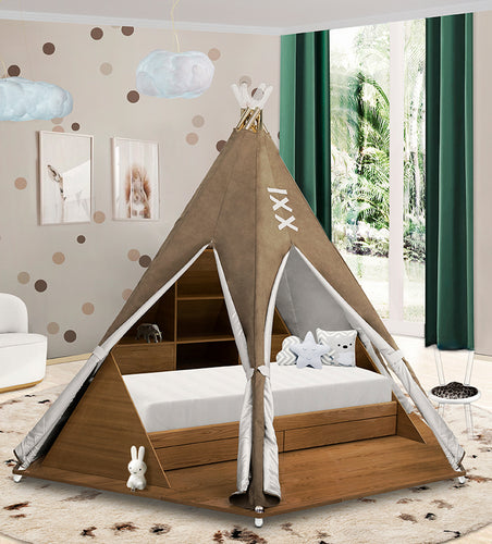 Teepee Room | Bed/Room - Kids Korner