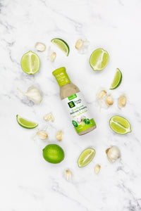 Zesty Garlic & Lime 4-Pack