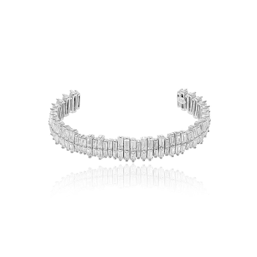 Palmo Sterling Silver Exclusive Series Bracelet PLM1844B