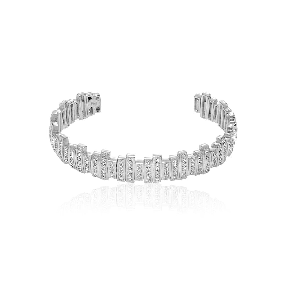 Palmo Sterling Silver Exclusive Series Bracelet PLM1843B