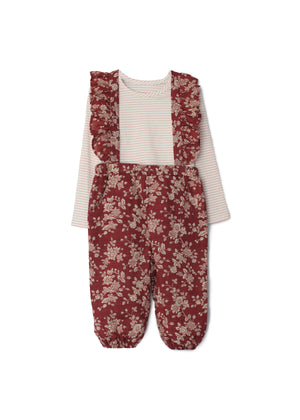 Babes - Allie Jumpsuit Set