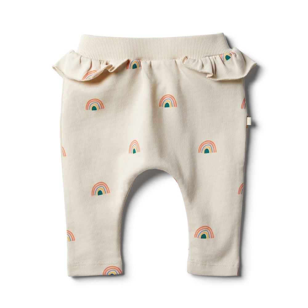 Babes - Organic Sing A Rainbow Pants
