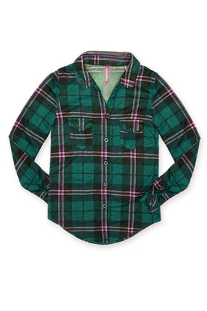 Tween - Forrest Flannel