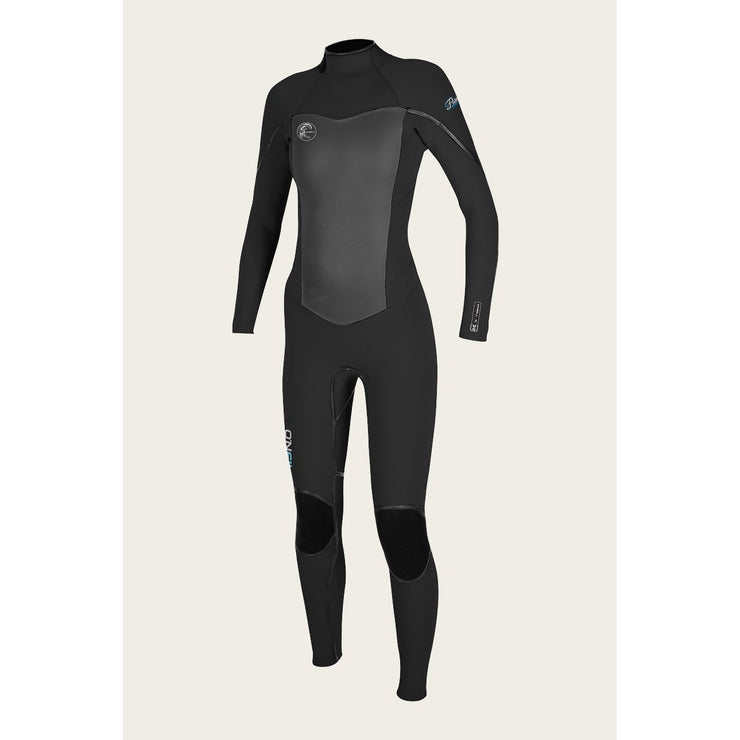 O'NEILL WMS FLAIR ZEN ZIP 4/3 2018 BLK