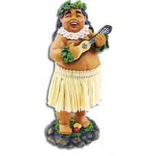KC HAWAII DASHBOARD DOLLS BRADDAH UKULELE