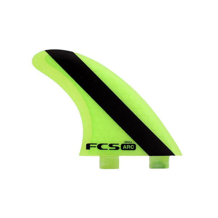 FCS ARC PC SMALL TRI FIN SET
