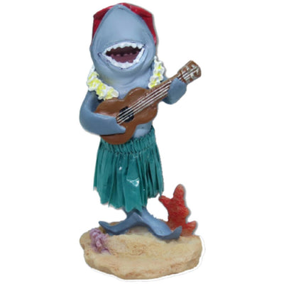 KC HAWAII DASHBOARD DOLLS SHARK UKULELE