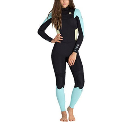 BILLABONG WMS SYNERGY 4/3 CHEST ZIP ICE 2016