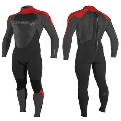 ONEILL EPIC 4/3 BACK ZIP RED 2020