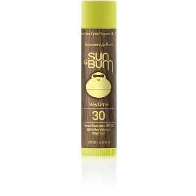 SUN BUM SPF30 SUNSCREEN LIP BALM KEY LIME