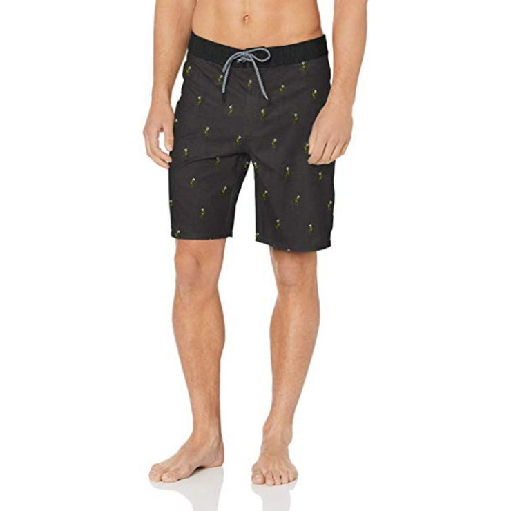 RIPCURL BOARDSHORT MIRAGE HULA HAWAII BLACK