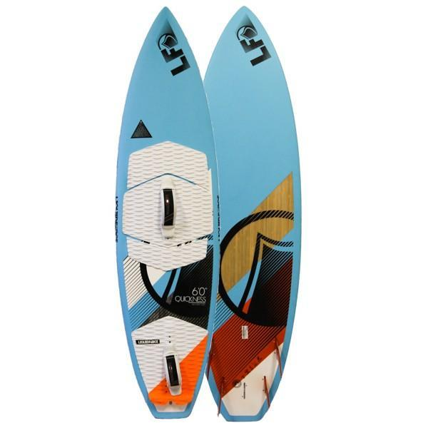 LIQUID FORCE QUICKNESS 6'0 SURFBOARD
