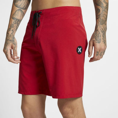 HURLEY BOARDSHORT PHANTOM ONE & ONLY GYM RED