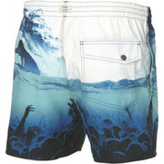O'NEILL BOARDSHORT MID VERT VOLLEY SHORT WHITE