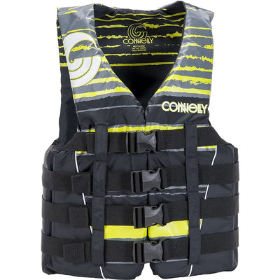 CONNELLY 4-BELT NYLON VESTE CERTIFIÉE CANADA