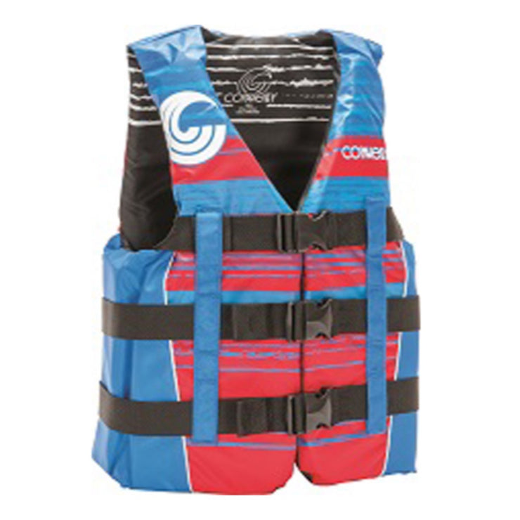 CONNELLY NYLON BLUE TEEN VEST