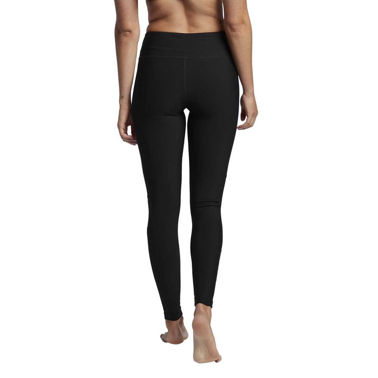HURLEY WMS QUICK DRY STREET READY SURF LEGGING BLACK