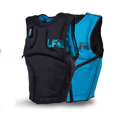 LIQUID FORCE SUPREME VEST BLUE REVERSIBLE