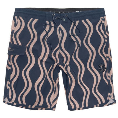 VISSLA BOARDSHORT DRIFTING LARK DENIM