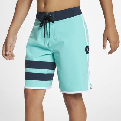 HURLEY BLOCK PARTY SOLID BLUE & NAVY