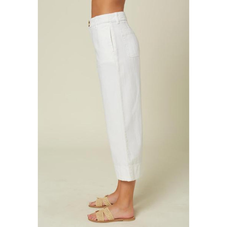 ONEILL ANSON PANTS WHITE