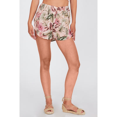 AMUSE SOCIETY AVENTURA SHORT LIGHT PINK