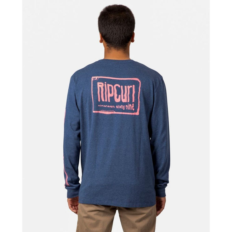 RIPCURL NATIVE GLITCH NAVY