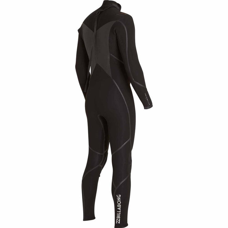 BILLABONG ABSOLUTE X 4/3 BLK 2018