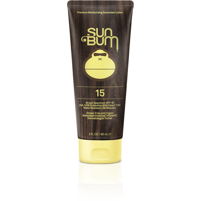 SUN BUM SPF15 SUNSCREEN LOTION