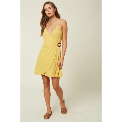 ONEILL IVARA DRESS GOLDIE
