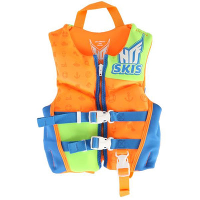 HO CHILD PURSUIT VEST ORANGE